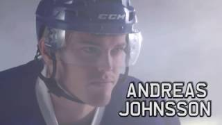 20 Questions with Andreas Johnsson