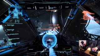 Star Citizen Arena Commander - Reached wave 41
