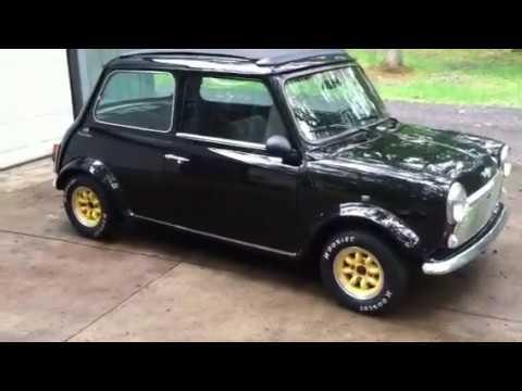 Classic Mini Cooper for sale (SOLD)