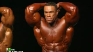 Mr.Olympia 1999 (full show) Part 2