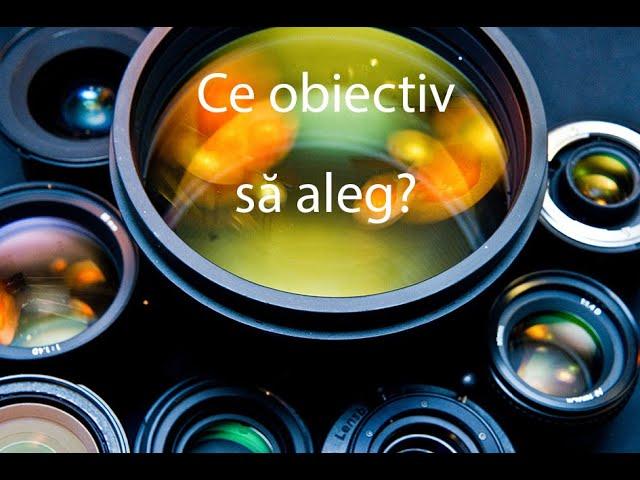 PHOTOMANIA   Cum ne alegem obiectivele foto