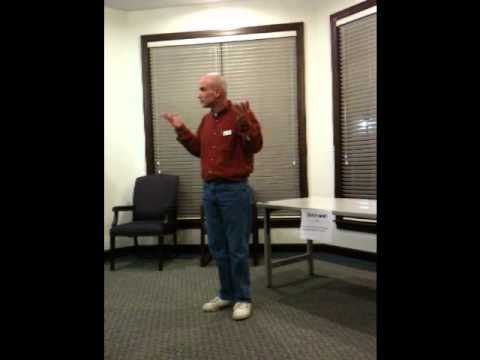 "Tom Ramsey - ""Your Energy Choices"""