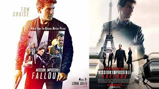 Mission Impossible Fallout, 12, The White Widow, Soundtrack, Lorne Balfe