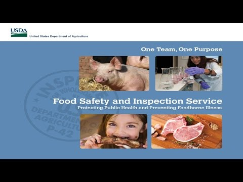 Food Safety Summit 2016 | Everyone Wins by Monitoring Meat Safety