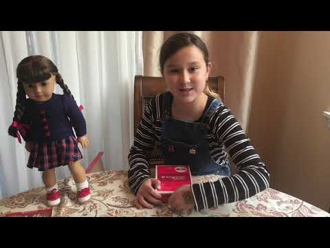 Opening An American Girl Doll From Costco!