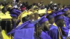 """Senior Graduates Celebrate Accomplishments at Ben Franklin High School"