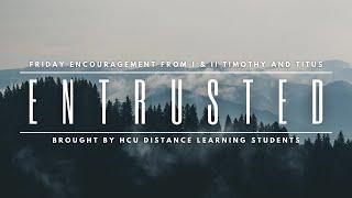 Entrusted: Proclaim & Persist | Frank Schipani