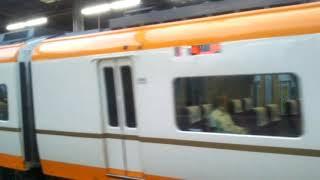 近鉄1031系VL33編成+8600系X72編成奈良行き急行+おまけ 鶴橋駅発車