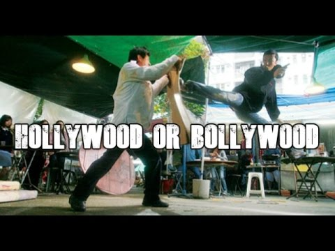 Chinese movie vs Hollywood vs Bollywood