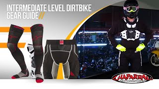 Chaparral Motorsports Intermediate Level Dirtbike Gear Guide