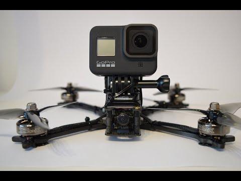 Фото GoPro Hero 8 FPV Test | Kabab FPV Glide | SmooX 1880 kV
