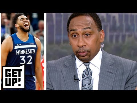 Stephen A.: Timberwolves need to face reality and understand they can't compete | Get Up! | ESPN