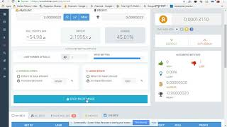 Make Bitcoins Money Online BitSler 300 To 30000+ Satoshi in 5 Minutes Free Style Strategy 1000%