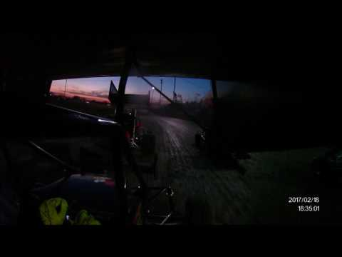 A class Sprint Heat Race @ Superbowl Speedway onboard the Taco Casa # 19j w/ Kieth Martin