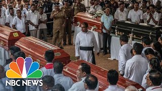 Bombed Church Hosts Mass Funeral For Sri Lanka Attack Victims …