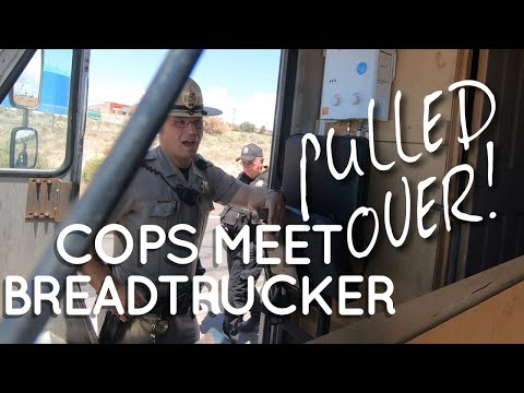 Police Pull Me Over For the First Time In Arizona!