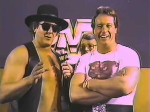 Image result for Roddy Piper bob orton