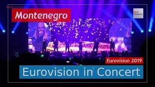 Montenegro Eurovision 2019: D mol - Heaven - Eurovision in Concert - Eurovision Song Contest