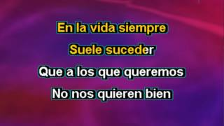 karaoke - por ti - Buddy Richards