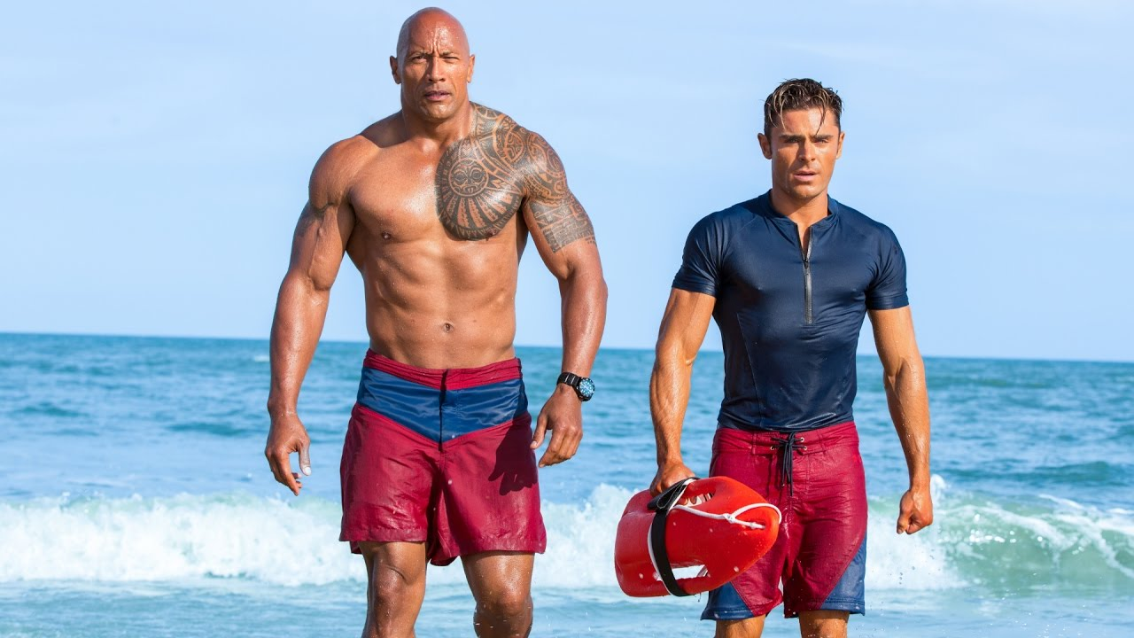 Baywatch Trailer Deutsch
