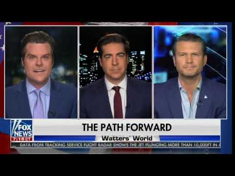 Matt Gaetz: There Has Secretly Been an Anti-Trump Caucus in GOP Party in Washington for a While Now