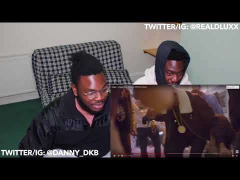 Giggs - Linguo feat. Donae'o (Official Video) - REACTION