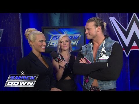 Dolph Ziggler levels with Lana following their Raw kiss: SmackDown, May 21, 2015