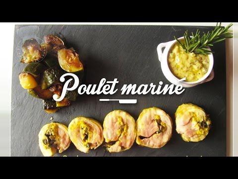 recette-du-poulet-mariné-au-citron
