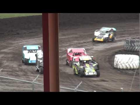 Xcel 600 Modified Heats Benton County Speedway 7/28/19
