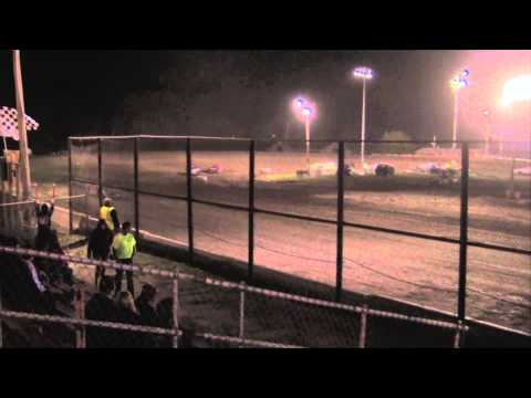 Kankakee County Speedway l UMP Modified A-Main l 5.23.14