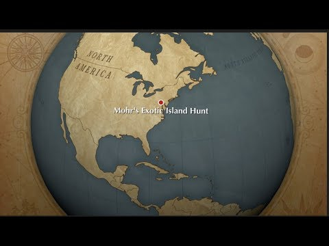Return To Mohrs Exotic Island Hunts