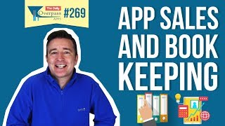 App Sales and Book Keeping