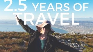 2.5 years of travel and 26 countries later... | RTW Travel