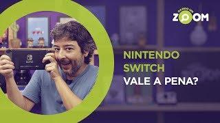 Nintendo Switch - Vale mesmo a pena? | DANDO UM ZOOM #86
