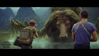 How KONG  SKULL ISLAND International Trailer 2 2017 King Kong Movie