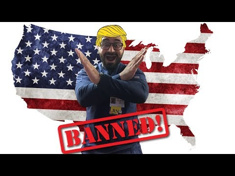 INTERNATIONAL NURSES COULD BE BANNED | US  Immigration and Nationality act