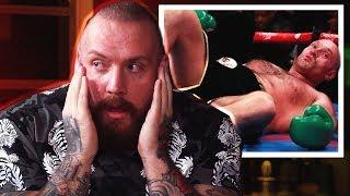 True Geordie is SHOCKED by Wilder vs Fury