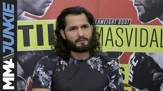 UFC London: Jorge Masvidal pre-fight interview For more MMA news: http://www.mmajunkie.com Upcoming events: http://mmajunkie.com/rumors Fighter ...