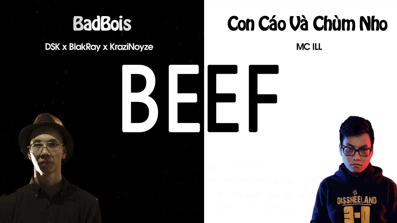 [2016] BEEF : DSK vs MC ILL