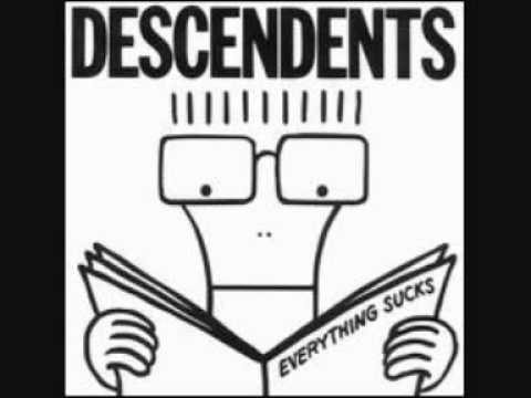 The Descendents - I Won't Let Me