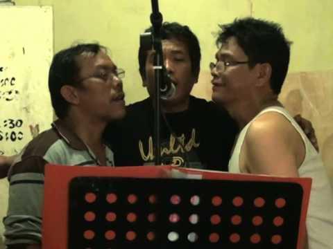 Dongani Ma au-Nainggolan sister cover by Art Manalu Bonapasogit band