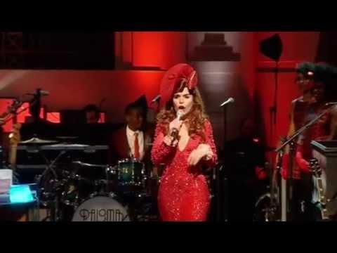 Paloma Faith - 'At Last' live on Weekend Wogan