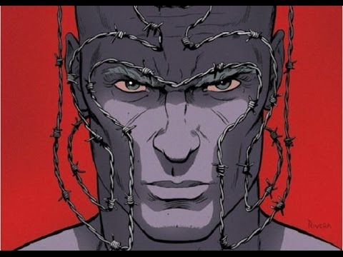 Nerdlocker Comic Book Review - Magneto #1