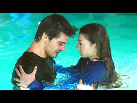 Savas And Nazli Romantic Scene Ever | Turkish Drama | Sunehri Titliyan