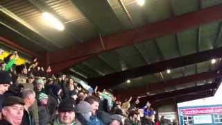 Celtic Fans - Bhoys SMV - James McClean song