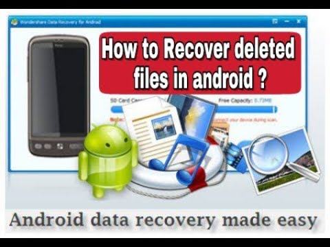 2 Ways To Recover Files From Android After Factory Reset