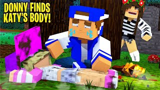 Little Donny FINDS HIS GIRLFRIEND'S DEAD BODY... Minecraft