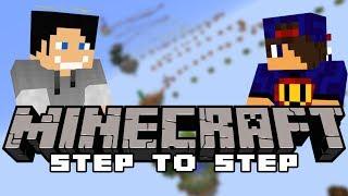 Minecraft Parkour: Step to Step #2 w/ Undecided