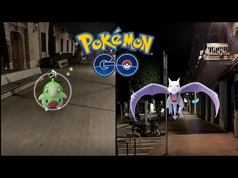 EMPEZAMOS EL EVENTO DE ROCA A TOPE! AREODACTYL SALVAJE! [Pokémon GO-davidpetit]