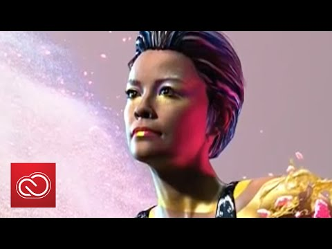 Photoshop: Use 3D Models To Create Realistic Photo Composites   Adobe Creative Cloud